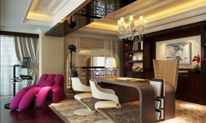 Elegant Luxury Office Interior Design Ideas Boca Lobo