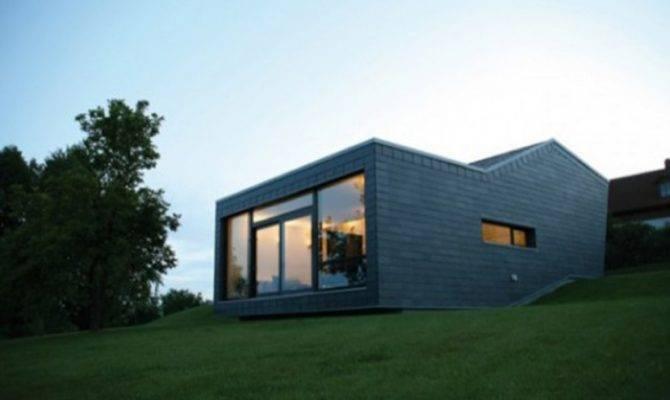 Elegant Modern Concrete Home Plans House Plan