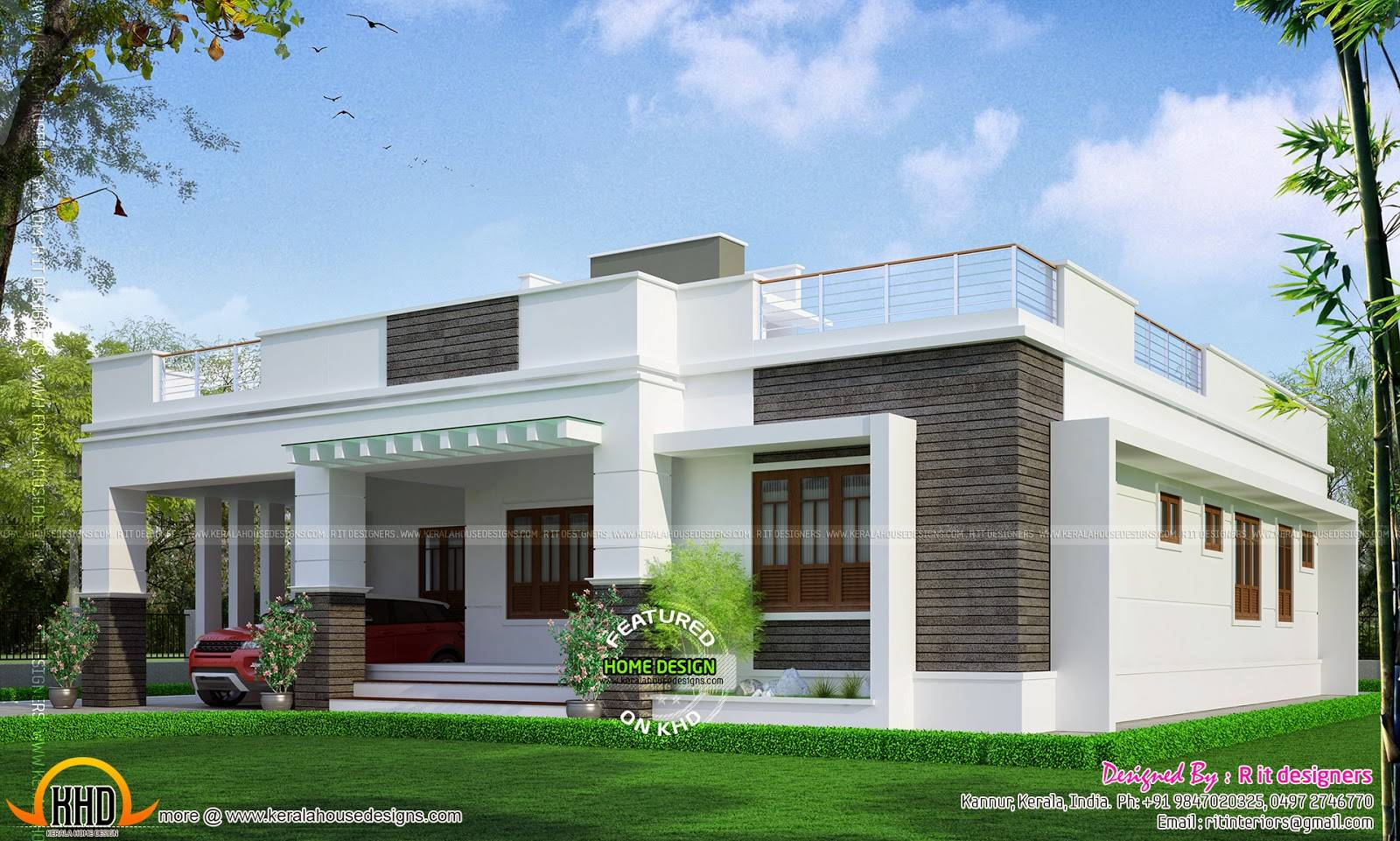 2 Storey House Designs Kerala - Interior Design ...