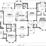 Elegant Single Story Floor Master Suite
