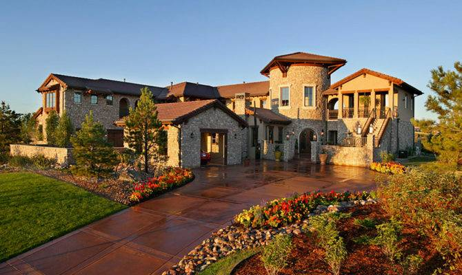 Elegant Small Tuscan Style House Plans Best Design