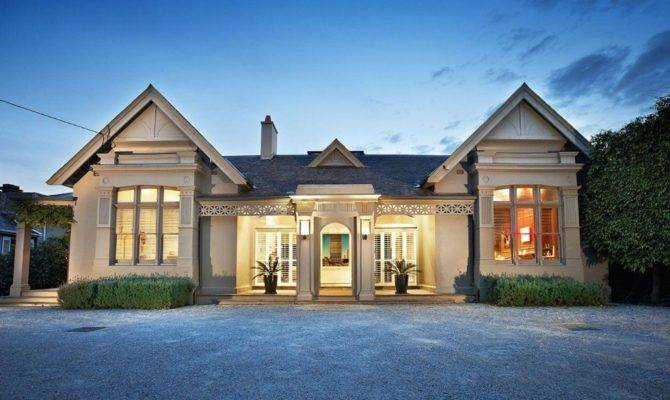 Elegant Victorian Residence Melbourne Gets Classy