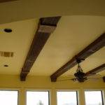 Elevate Your Ceilings Faux Wood Beams Realm Design Inc