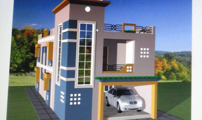 Elevation Houses Plans Designs