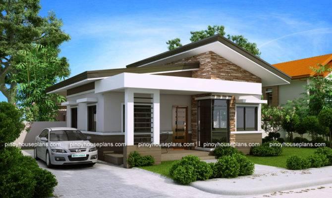 Elvira Bedroom Small House Plan Porch