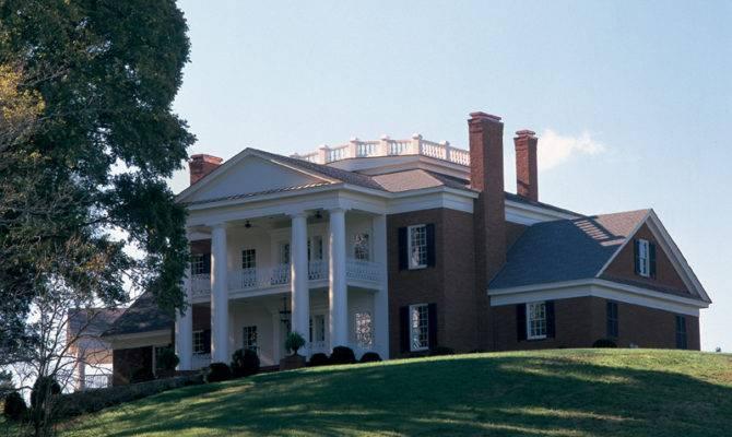 Elwood Luxury Plantation Home Plan House Plans