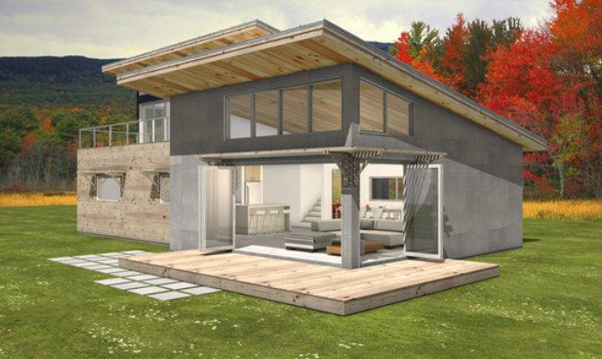 Energy Efficient Green Home Floor Plans Houseplans