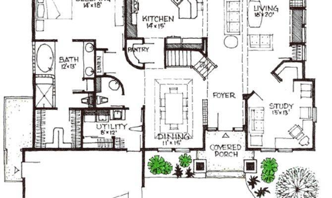 Energy Efficient House Plan Floor Master