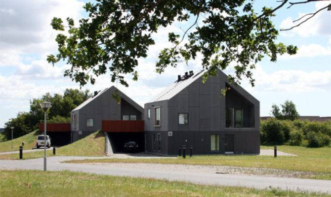 Energyflex House Green Building Eco Laboratory Rises