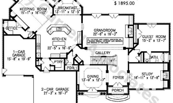 Engleshire Manor House Plan Estate Plans