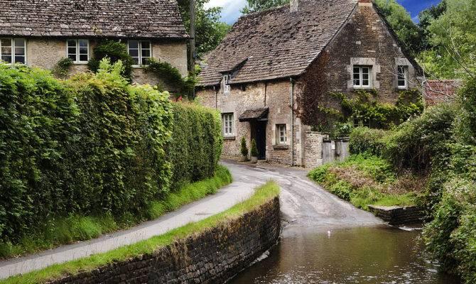 English Cottage Photograph Wendy White