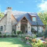 English Cottage Traditional Exterior Oklahoma City