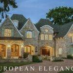English Manor House Design Luxe Homes Build