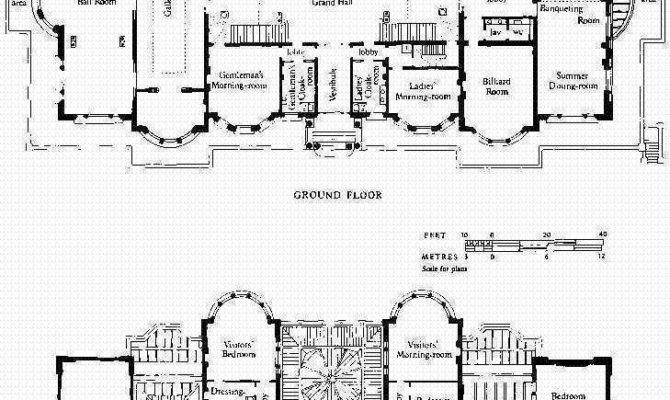 English Manor House Plans Lovely Plan