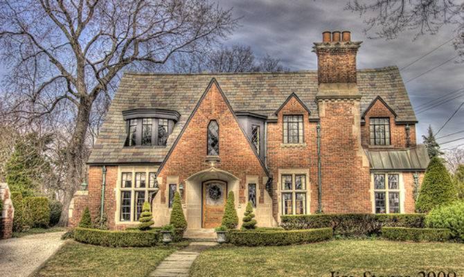 English Tudor Style Home Flickr Sharing