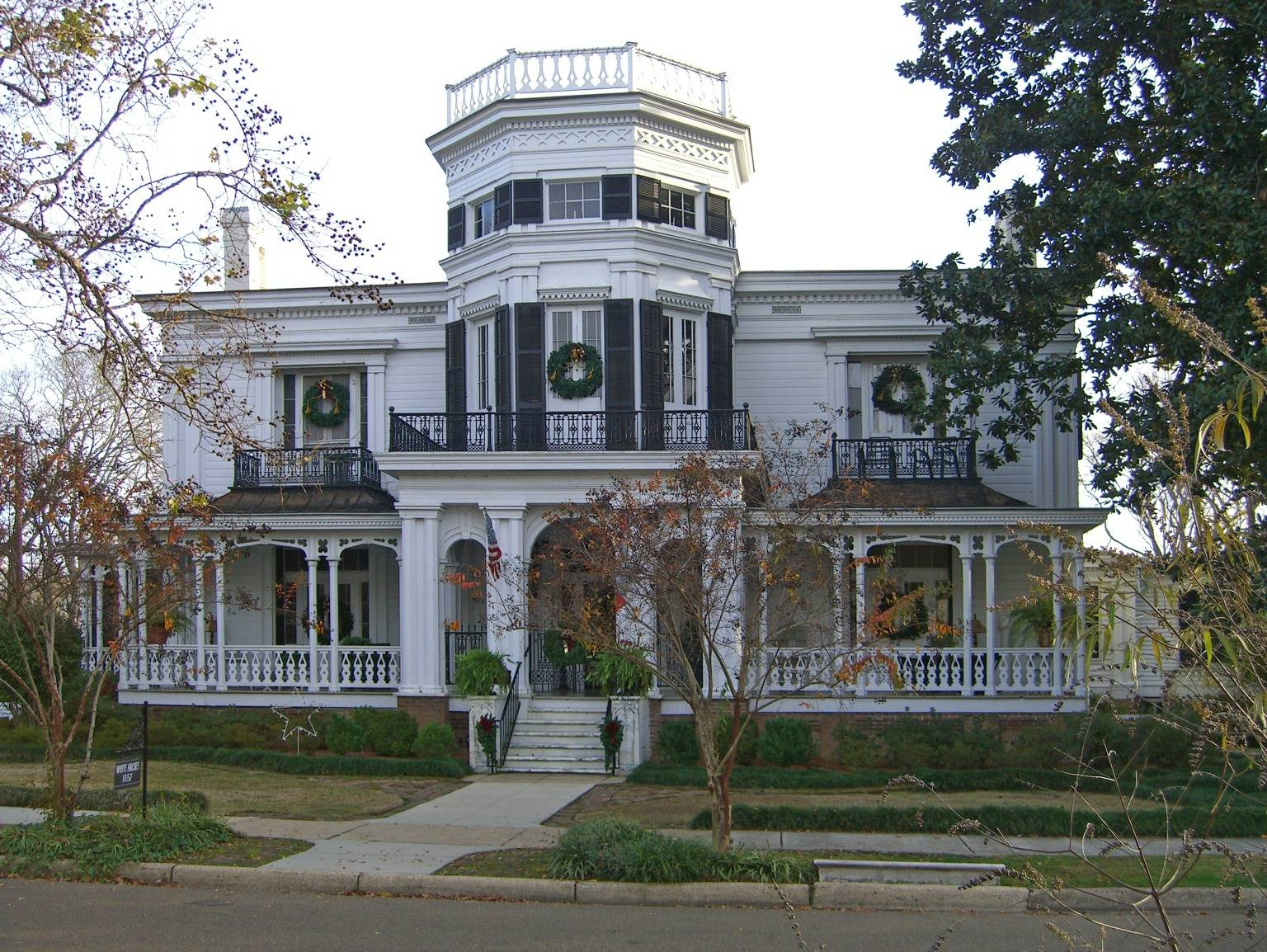 Enjoyed Walking Tour Columbus Antebellum Homes