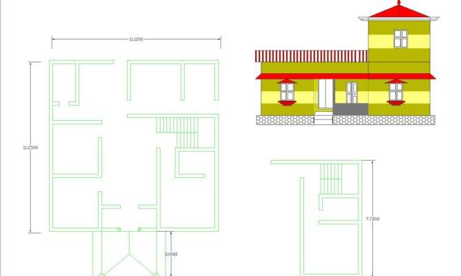 Ente Veedu House Plan