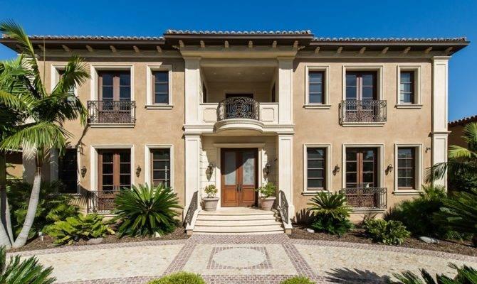 Entire Post Modern Mediterranean Home Beverly Hills