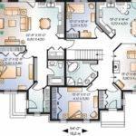 Eplans Bungalow House Plan Beautiful Brick Duplex Square Feet