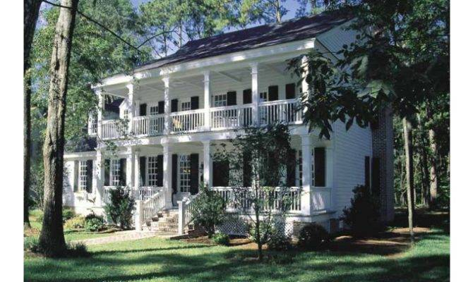 Eplans Colonial House Plan Classic Style Home Square
