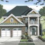 Eplans Colonial House Plan Double Porches Offers Old Style