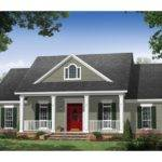 Eplans Colonial House Plan Elegance Square Feet