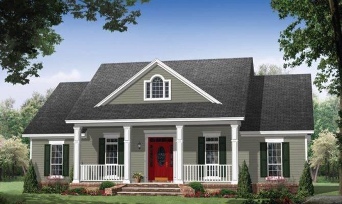 Eplans Colonial House Plan Elegance Square Feet