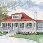 Eplans Cottage House Plan Bermuda Bluff Southern