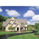 Eplans Cottage House Plan Four Bedroom Square Feet
