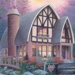Eplans Cottage House Plan Storybook Style Pinterest