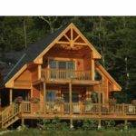 Eplans Cottage House Plan Vacation Retreat Square Feet