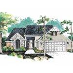 Eplans Cottage House Plan Walk Out Basement Square Feet