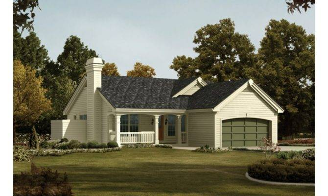 Eplans Country House Plan Ideal Affordable Home Square