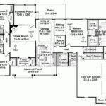 Eplans Country House Plan Split Bedrooms Open Floor