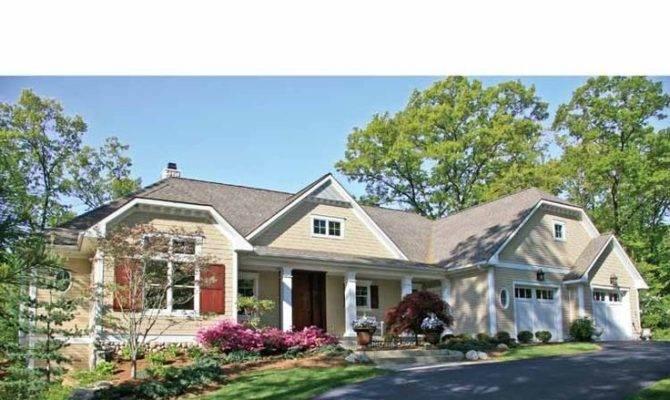 Eplans Craftsman House Plan Daylight Basement