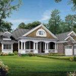 Eplans Craftsman House Plan Popular Rambler Unique Floorplan