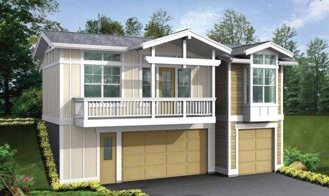 Eplans Craftsman Plan Cozy Mother Law Square Feet Bedroom