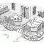 Eplans Deck Plan Shaped Illusions House Code