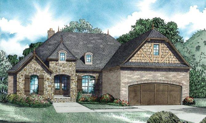 Eplans English Cottage House Plan Enticing European Style