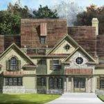 Eplans European House Plan Library Guest Suite Square Feet