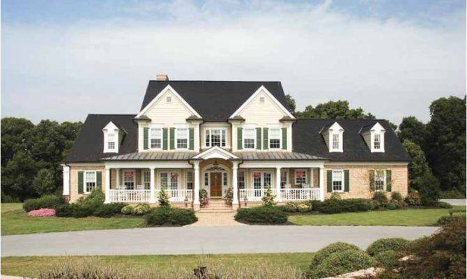 Eplans Farmhouse House Plan Just Right Amount Square Feet