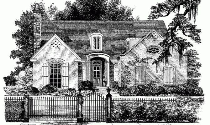 Eplans French Country House Plan Allendale Southern Living