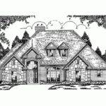 Eplans French Country House Plan Spacious One Story Home