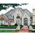 Eplans French Country House Plan Storybook Style Square Feet