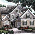 Eplans French Country House Plan Two Story Room Square