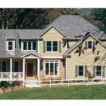 Eplans Greek Revival House Plan Wonderful Windows Square Feet