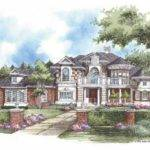 Eplans Italianate House Plan Fanciful Turret Bays Square Feet