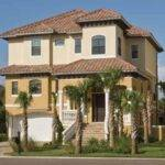 Eplans Mediterranean House Plan Elegant Three Story