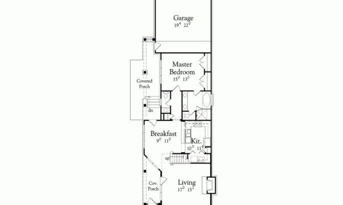 Eplans Neoclassical House Plan Lovely Charleston Style Home