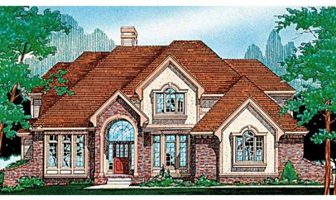 Eplans New American House Plan Keeping Appearances Square